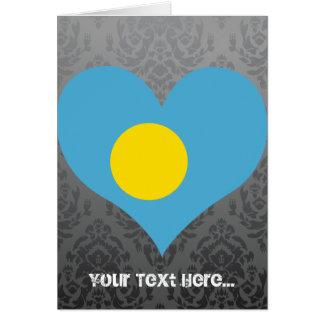 Buy Palau Flag Greeting Cards