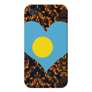 Buy Palau Flag iPhone 4/4S Cases