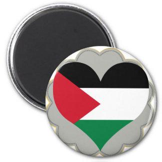 Buy Palestine Flag 2 Inch Round Magnet
