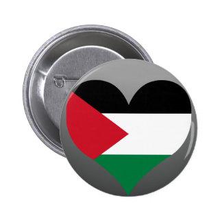 Buy Palestine Flag Pinback Button