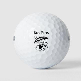 Buy Puts Golf Balls