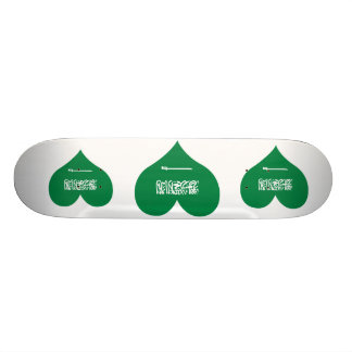 Buy Saudi Arabia Flag Skateboard Deck