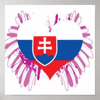 Buy Slovakia Flag Posters