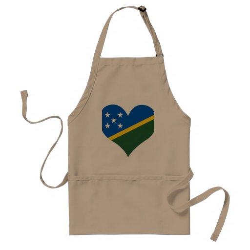 Buy Solomon Islands Flag Adult Apron