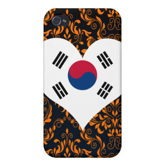 Buy South Korea Flag iPhone 4/4S Case