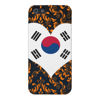 Buy South Korea Flag Case For iPhone 5