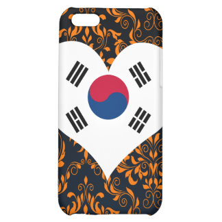Buy South Korea Flag iPhone 5C Cases