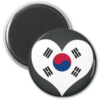 Buy South Korea Flag Magnet
