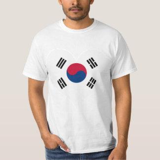Buy South Korea Flag T-Shirt