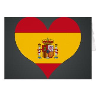 Buy Spain Flag Greeting Cards
