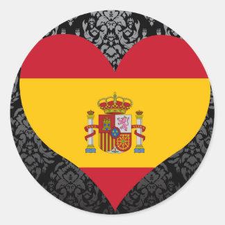 Buy Spain Flag Stickers