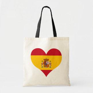 Buy Spain Flag Tote Bags
