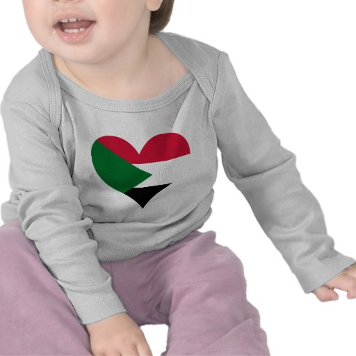 Buy Sudan Flag Tshirts