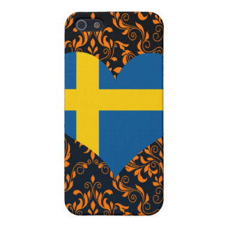 Buy Sweden Flag Covers For iPhone 5