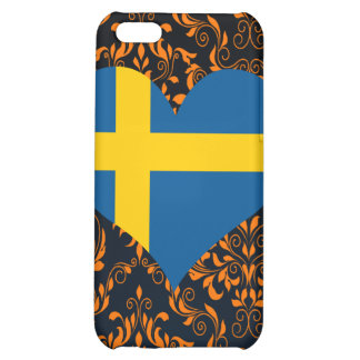 Buy Sweden Flag iPhone 5C Cover