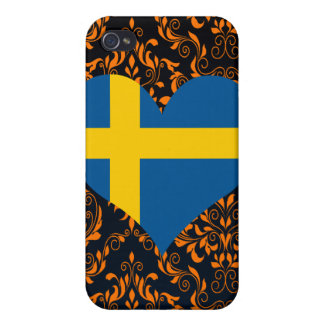 Buy Sweden Flag iPhone 4/4S Cover