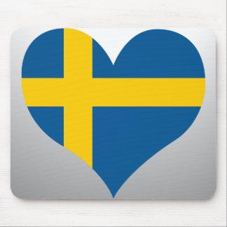 Buy Sweden Flag Mouse Pad