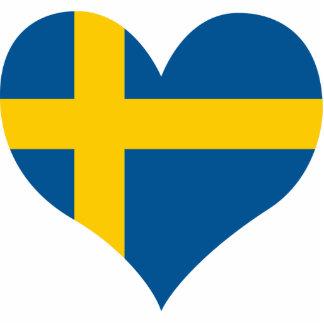 Buy Sweden Flag Statuette