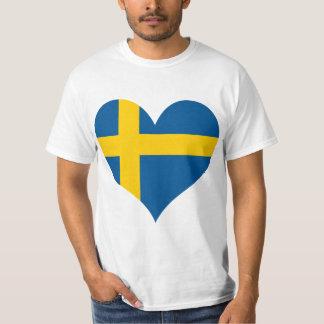 Buy Sweden Flag T-Shirt