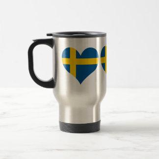 Buy Sweden Flag Travel Mug