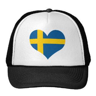 Buy Sweden Flag Trucker Hat