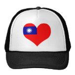 Buy Taiwan Flag Mesh Hats