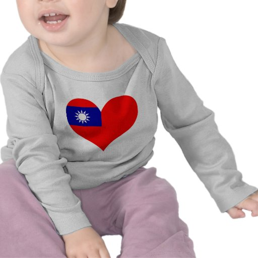 Buy Taiwan Flag T-shirts