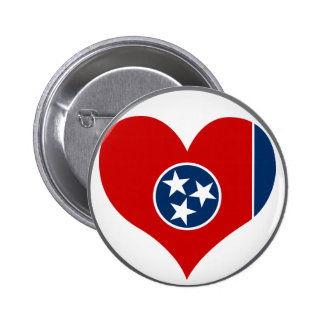 Buy Tennessee Flag Pinback Button