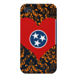 Buy Tennessee Flag Covers For iPhone 4