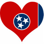 Buy Tennessee Flag Photo Cutouts