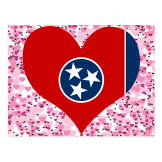 Buy Tennessee Flag Postcard