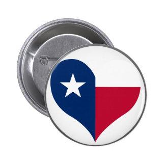 Buy Texas Flag Pinback Button