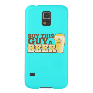 Buy This Guy a Beer!  from The Beer Shop Galaxy S5 Case
