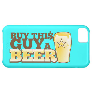 Buy This Guy a Beer!  from The Beer Shop iPhone 5C Case