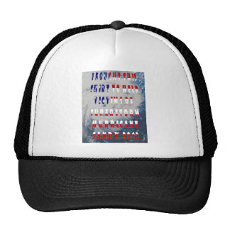 Buy this shirt and help superstorm sandy victims trucker hat