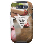 Buy Those Shoes! Inspirational Galaxy S3 Case