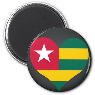 Buy Togo Flag Fridge Magnet