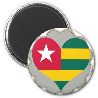 Buy Togo Flag Magnets