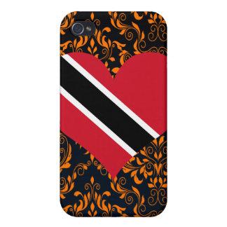 Buy Trinidad and Tobago Flag iPhone 4 Cases