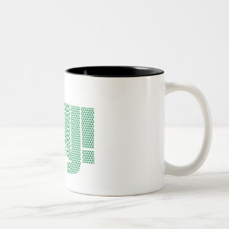 BUY Two-Tone COFFEE MUG