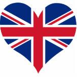 Buy United Kingdom Flag Acrylic Cut Outs