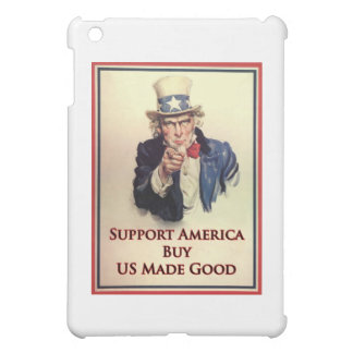 Buy US Goods Uncle Sam Poster Cover For The iPad Mini