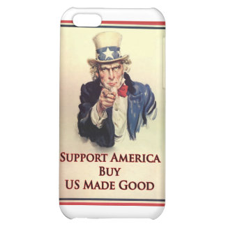 Buy US Goods Uncle Sam Poster iPhone 5C Cover