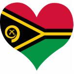 Buy Vanuatu Flag Photo Sculptures