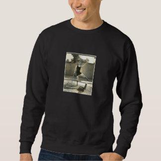 buy vinyl sweatshirt
