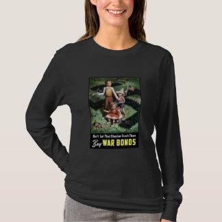 Buy War Bonds Poster T-Shirt