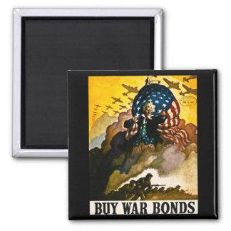 Buy War Bonds Vintage Magnets