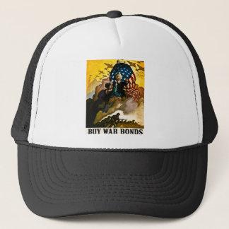Buy War Bonds Vintage Trucker Hat