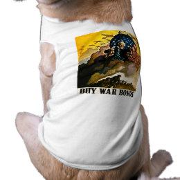 Buy War Bonds - Vintage World War II Shirt