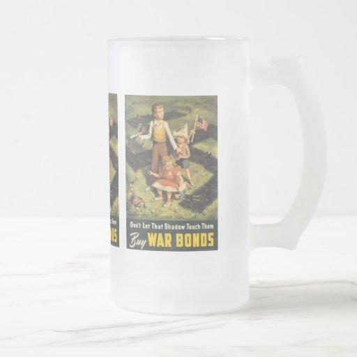 Buy War Bonds World War 2 Coffee Mugs